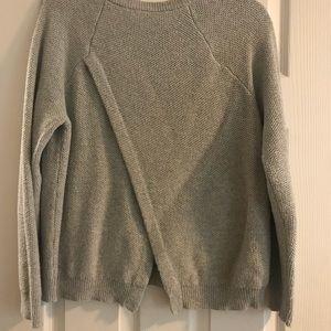 Madewell cross-back Sweater